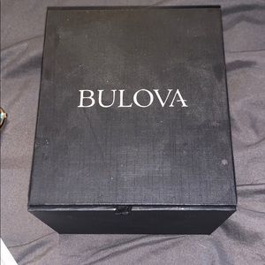 Bulova classic gold and silver watch!